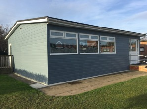 Cladding uPVC Fortex double-plank shiplap