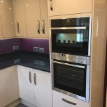 Latest tech Neff built in cooker and combi microwave