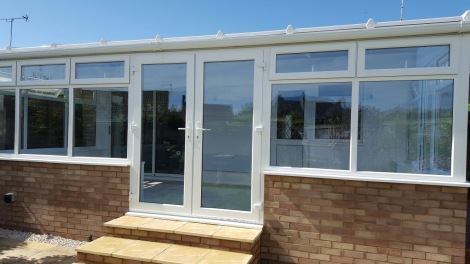 Conservatory windows doors