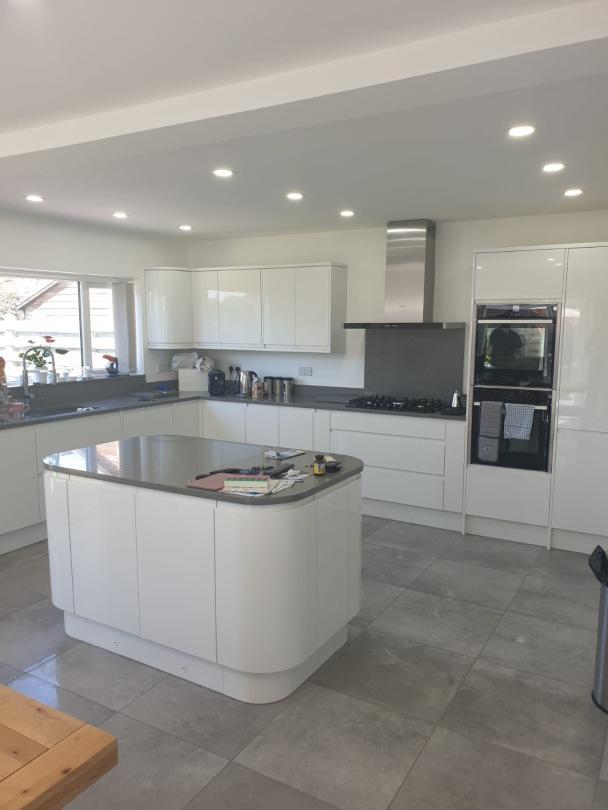 Kitchen Island Granite Worktops