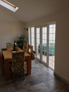 Windows Natural Light Dining Rm Extension