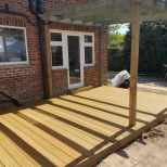 Extension Decking Sherwood