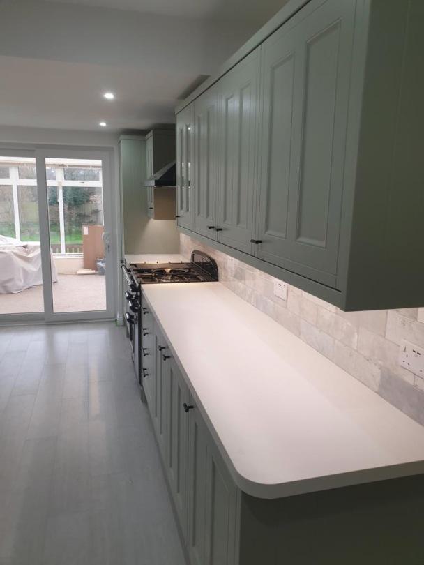 Kitchen Flooring Birdham