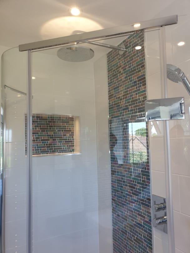 Bathroom West Wittering Mosaic