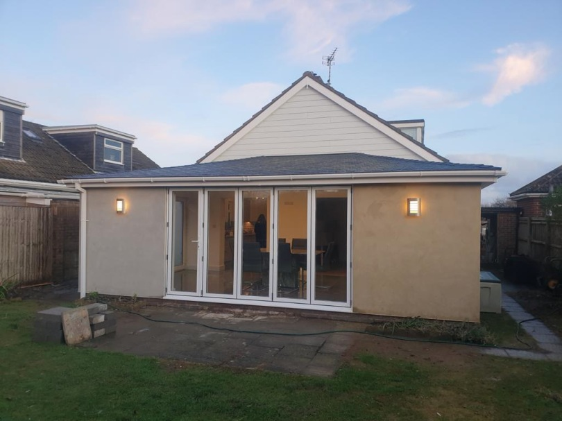 Conservatory Exterior Cladding Witterings